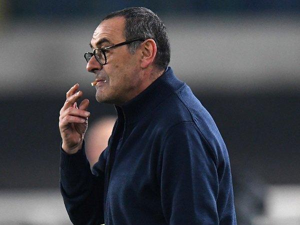 Dikalahkan Verona, Sarri Tuntut Perubahan Mentalitas dari Para Pemain Juventus