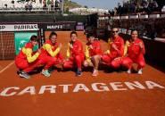 Hasil Fed Cup: Bantai Kurumi Nara, Carla Suarez Navarro Antar Spanyol Ke Budapest