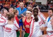 Hasil Fed Cup: Belarusia Menang 3-2 Atas Belanda