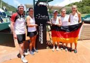 Hasil Fed Cup: Dominasi Brazil, Jerman Bukukan Satu Tiket Menuju Budapest