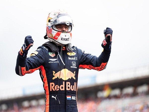 Antusias Tatap Musim Baru, Verstappen Ingin Rebut Gelar Juara Dunia