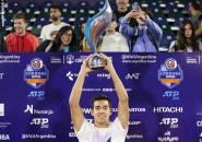 Cristian Garin Tundukkan Petenis Unggulan Pertama Demi Klaim Gelar Cordoba Open