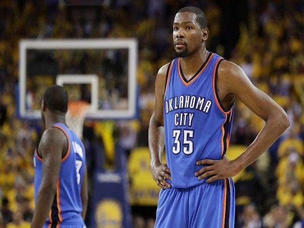 Panas! Kevin Durant Ungkap Alasannya Tinggalkan OKC Thunder