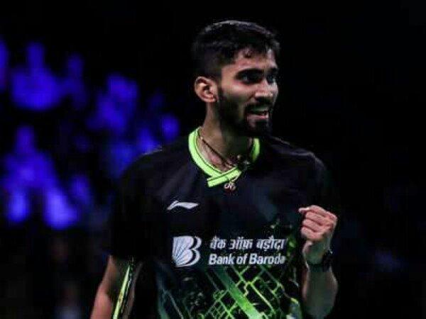 Kidambi Srikanth Pimpin India Kalahkan Kazakhstan di Laga Pembuka Kejuaraan Beregu Asia 2020