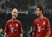 Muller Minta Robben Kembali Perkuat Bayern Jelang Laga Kontra Schalke