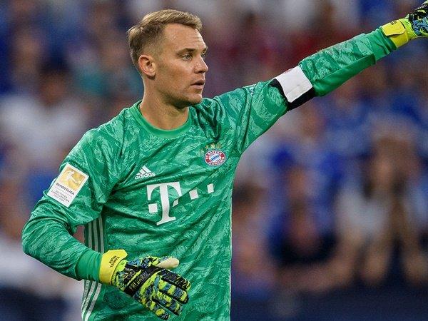 Neuer Berencana Tetap Di Bayern Meski Kedatangan Kiper Anyar