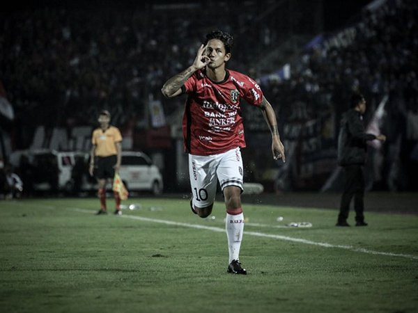 Bali United Lepas Irfan Bachdim ke PSS Sleman