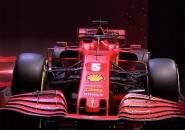 Baru Kesan Pertama, Vettel Langsung Suka Dengan Mobil Baru Ferrari