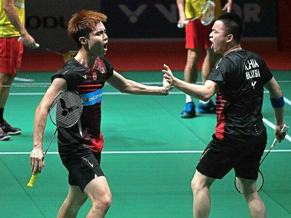 Kejuaraan Beregu Asia 2020: Tim Putra Malaysia Tundukkan Kazakhstan 5-0