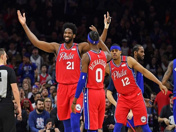 Philadelphia 76ers Sukses Pulangkan Los Angeles Clippers Dengan Tangan Hampa