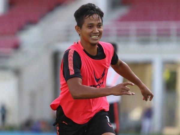 Pulih Dari Cedera, Abdul Rachman Fokus Tatap Liga 1 Bersama Borneo FC