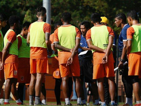 Borneo FC Hadapi Sulut United Di Laga Uji Coba