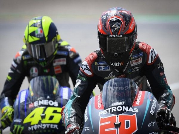 Demi Gelar Juara MotoGP, Yamaha Pilih Quartararo dan Tinggalkan Rossi