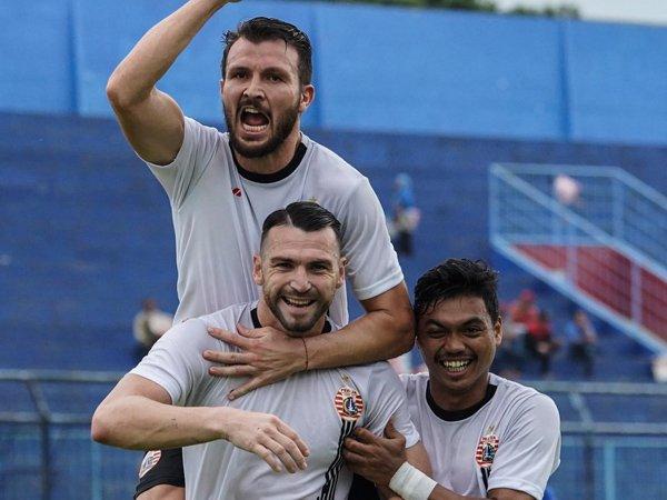 Lolos ke Semifinal PGJ 2020, Farias Akui Persija Sempat Tertekan Oleh Sabah FA