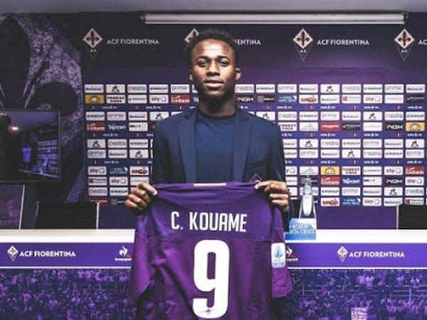 Striker Anyar Fiorentina Tak Sabar Merumput Bersama Ribery