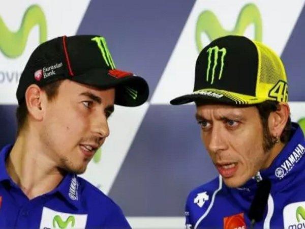 Yamaha Tak Heran Lorenzo dan Rossi Bisa Akur