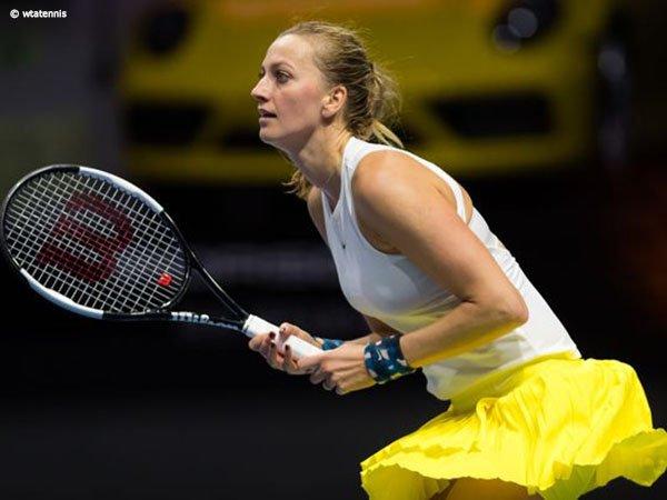Demi Perempatfinal Di St. Petersburg, Petra Kvitova Bermain Ekstra Keras