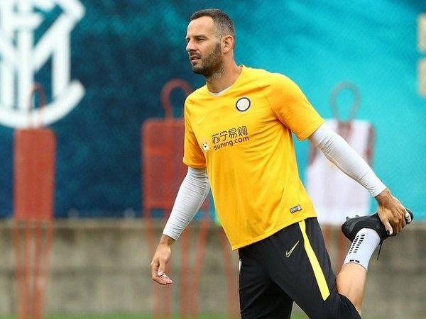 Handanovic Sudah Kembali Berlatih, Viviano Batal Dikontrak