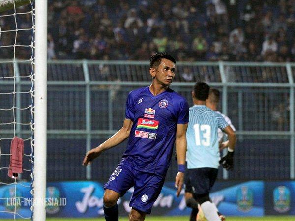 Impresif Di PGJ 2020, Rekrutan Anyar Arema FC Optimistis Tatap Liga 1