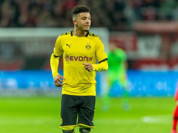 Liverpool Hubungi Dortmund Untuk Gaet Jadon Sancho