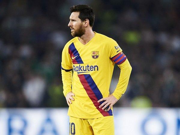 Messi Diklaim Takkan Tinggalkan Barcelona Demi Manchester City atau Juventus
