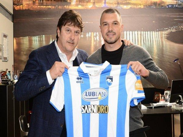 Pescara Resmi Rekrut Eks Striker Juventus, Valeri Bojinov