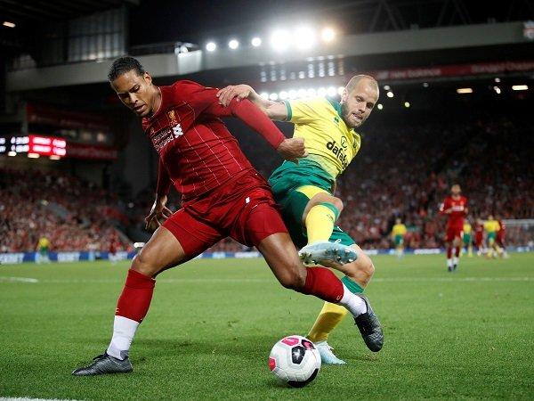 Premier League 2019/2020: Prakiraan Susunan Pemain Norwich City Kontra Liverpool