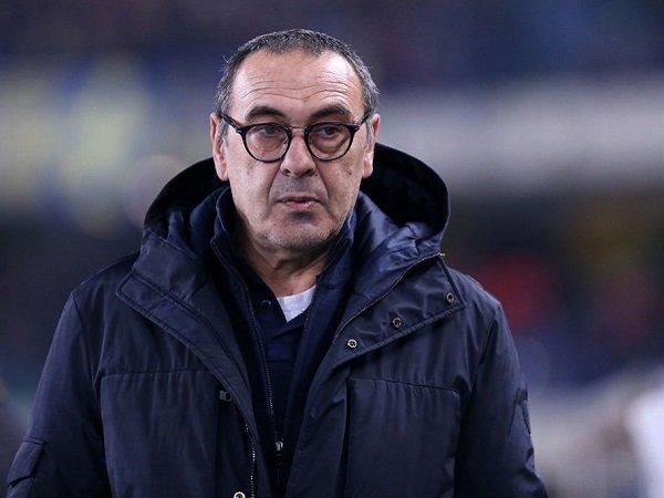 Sarri Akui Perkembangan Juventus Sedang Terhambat, Namun Tidak Cemas