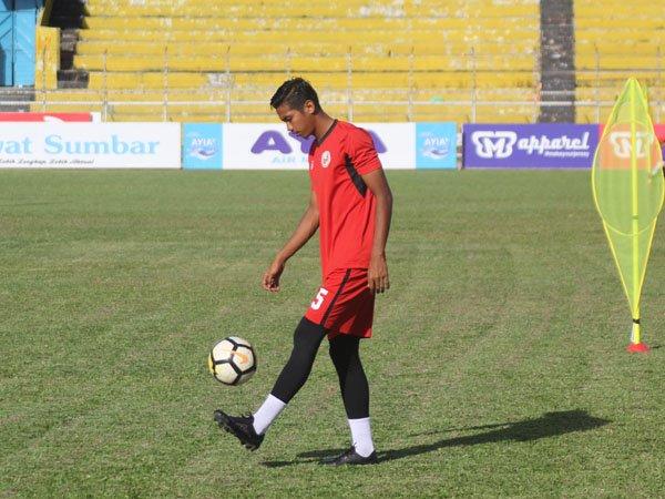 Usai Bawa Persita Promosi ke Liga 1, Noved Ingin Lakukan Hal Sama Di Semen Padang FC