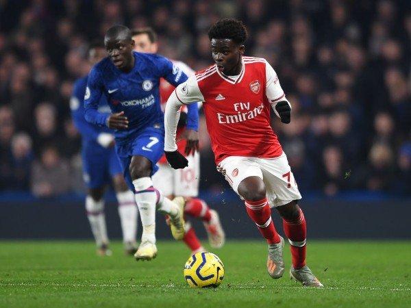 Diincar MU dan Liverpool, Arteta Optimis Arsenal Bisa Pertahankan Bukayo Saka