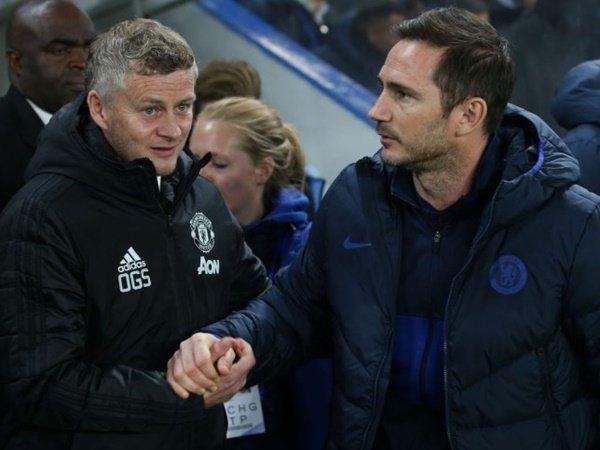 Chelsea Diprediksi Menang 2-1 atas Manchester United