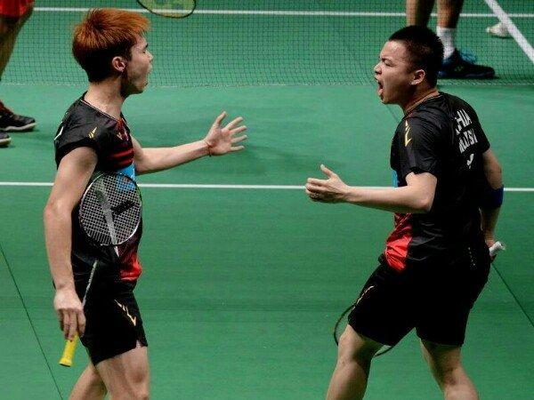 Tumbangkan Jepang, Tim Putra Malaysia Tantang Indonesia di Final Kejuaraan Beregu Asia 2020