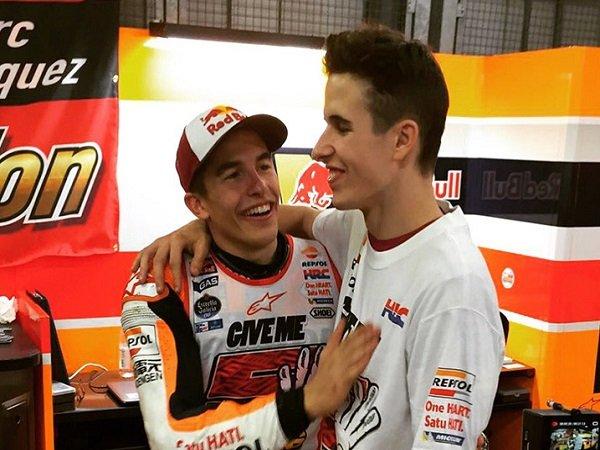 Alex Marquez Berharap Sang Kakak Cepat Sembuh, Demi Angkat Performa Repsol Honda