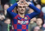 Griezmann Cetak Gol, Barcelona Menang Tipis Atas Getafe