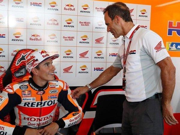 Hasil Buruk Marquez Tak Buat Para Rivalnya Terlena