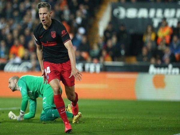Jelang vs Liverpool, Marcos Llorente Nikmati Peran Barunya di Atletico Madrid