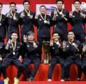 Membanggakan! Indonesia Juara Tiga Kali Beruntun di Kejuaraan Beregu Asia