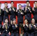 Gelar Juara Asia Jadi Bekal Indonesia ke Piala Thomas