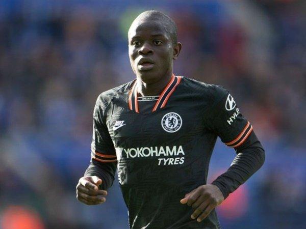 Jelang Kontra Man United, Kante: Chelsea Pasti Finis di Empat Besar