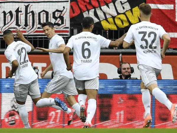 Tundukkan Cologne, Bayern Klaim Kembali Puncak Klasemen Bundesliga