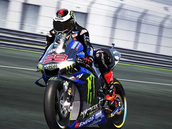 Lorenzo Akui Tak Temukan Kesulitan Dalam Kendarai Motor Yamaha