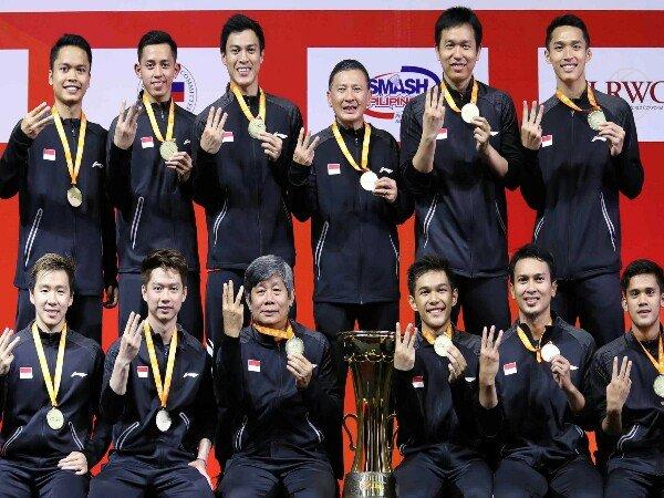 Tekad dan Keyakinan Tinggi Jadi Kunci Keberhasilan Tim Putra Indonesia di Kejuaraan Beregu Asia 2020
