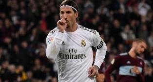 Ramos Eksekutor Penalti Sempurna untuk Real Madrid Sejak Kepergian Ronaldo
