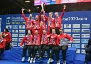 Tundukkan Jerman, Tim Putri Denmark Juara Kejuaraan Beregu Eropa 2020