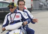 Brivio Bicara Soal Peluang Valentino Rossi Berlabuh ke Tim Suzuki