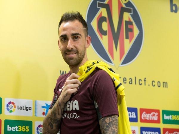 CEO Dortmund Buka Suara Soal Transfer Paco Alcacer ke Villarreal