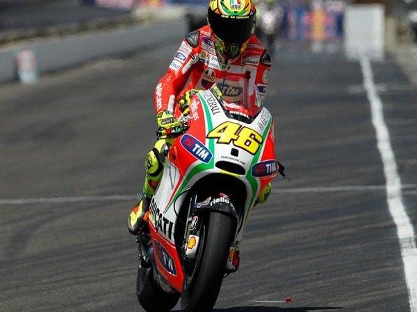 CEO Ducati Tepis Rumor Kembalinya Valentino Rossi di Tahun 2021