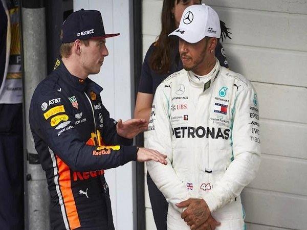 Dapat Komentar Pedas Dari Verstappen, Hamilton Berikan Balasan Yang Tak Kalah Menohok