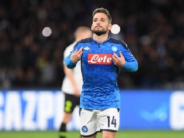 Inter Milan atau Napoli? Mertens Pilih Yang Memberi Penawaran Lebih