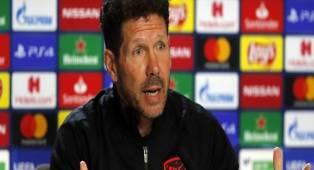 Jelang Bentrok di UCL, Simeone: Liverpool Salah Satu Tim Terhebat Sepanjang Masa
